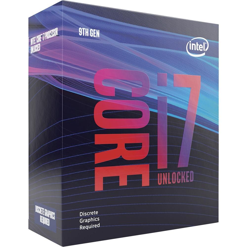 Processador Intel Core i7-9700KF LGA 1151 3.6GHz Cache 12MB