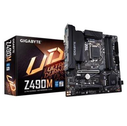 Placa-Mãe Gigabyte Z490M Intel LGA 1200 mATX DDR4