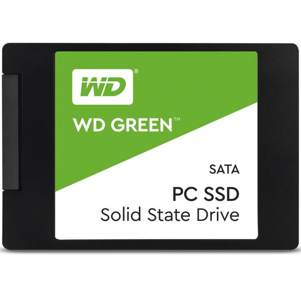 SSD WD Green 480GB SATA III