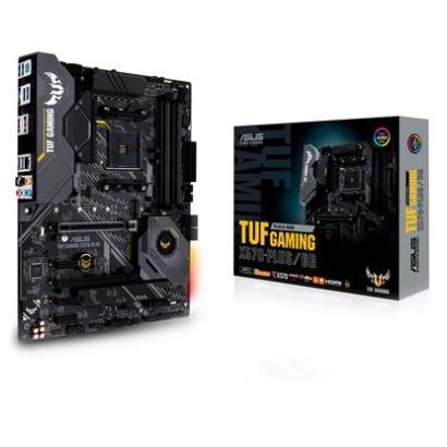 Placa-Mãe Asus TUF Gaming X570-PLUS/BR AMD AM4 ATX DDR4