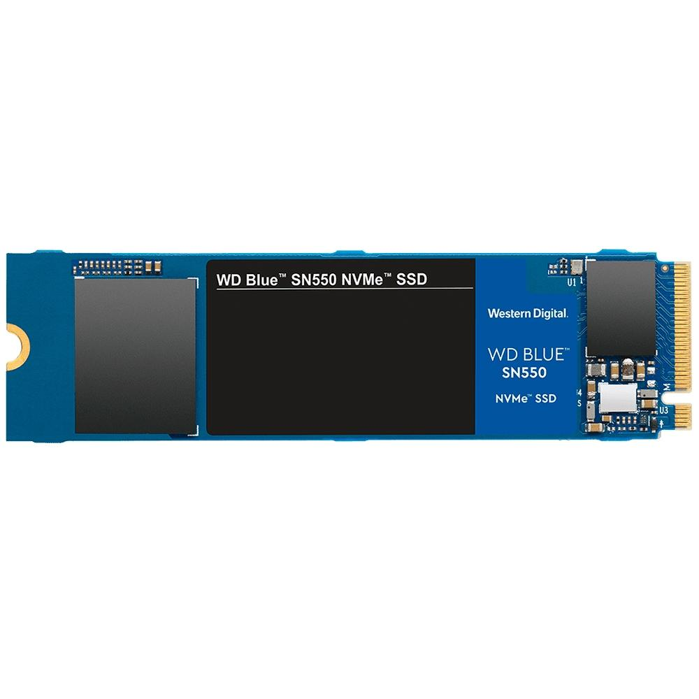 SSD WD Blue 1TB SN550 M.2 PCIe NVMe