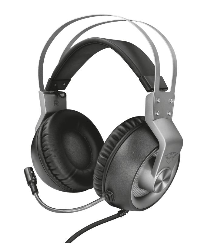 Headset Gamer Trust GXT 430 Ironn Multiplataforma