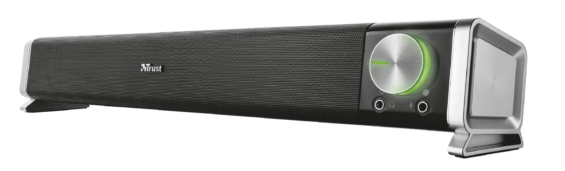 Soundbar Trust Asto para PC e TV