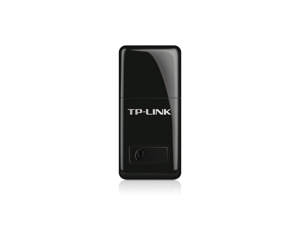 Adaptador Wireless TP-Link TL-WN823N USB N300Mbps