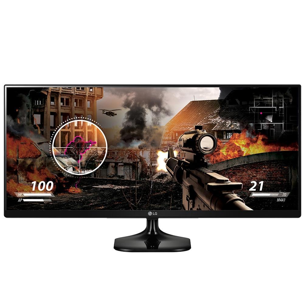 Monitor Gamer LG LED 25 Ultrawide Full HD IPS
