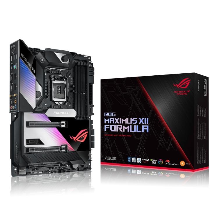 Placa-Mãe Asus ROG Maximus XII Formula Intel LGA 1200 ATX DDR4