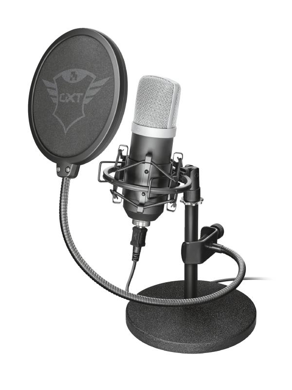 Microfone Gamer Trust GXT 252 Emita Streaming