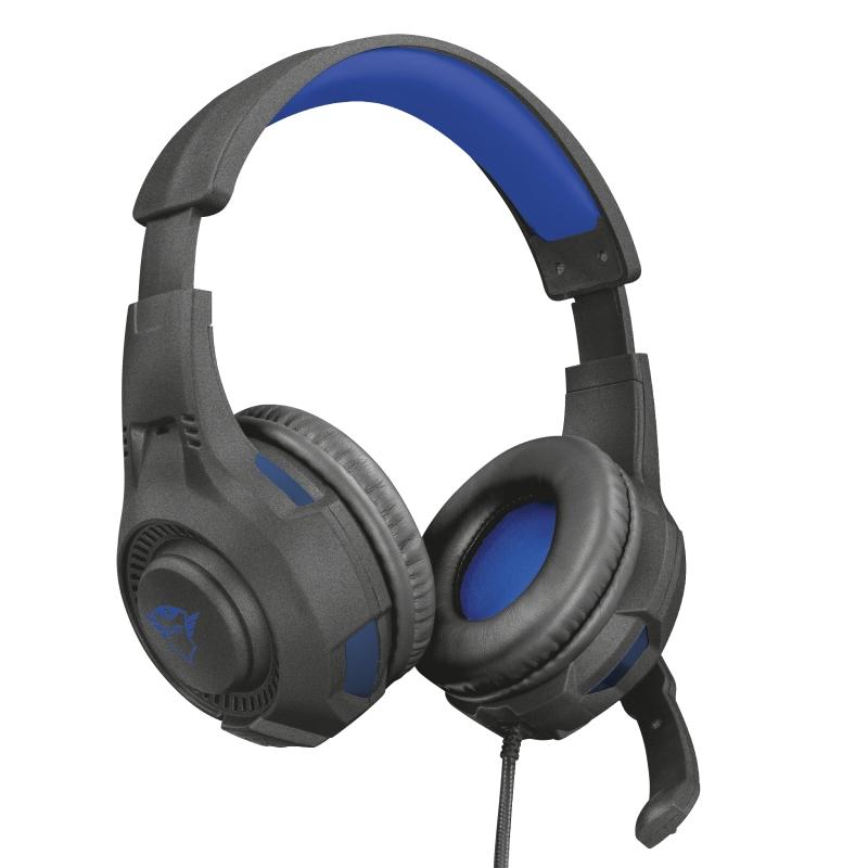Headset Gamer Trust GXT 307B Ravu Azul