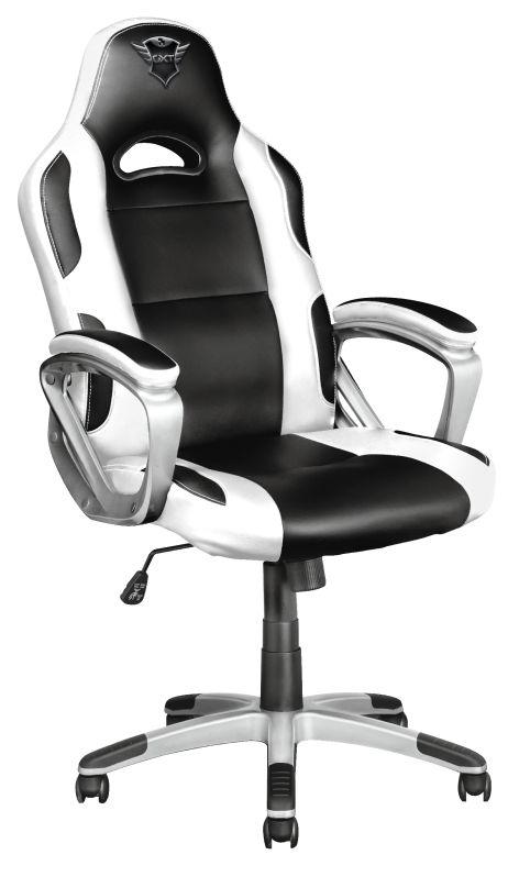 Cadeira Gamer Trust GXT 705W Ryon Branca