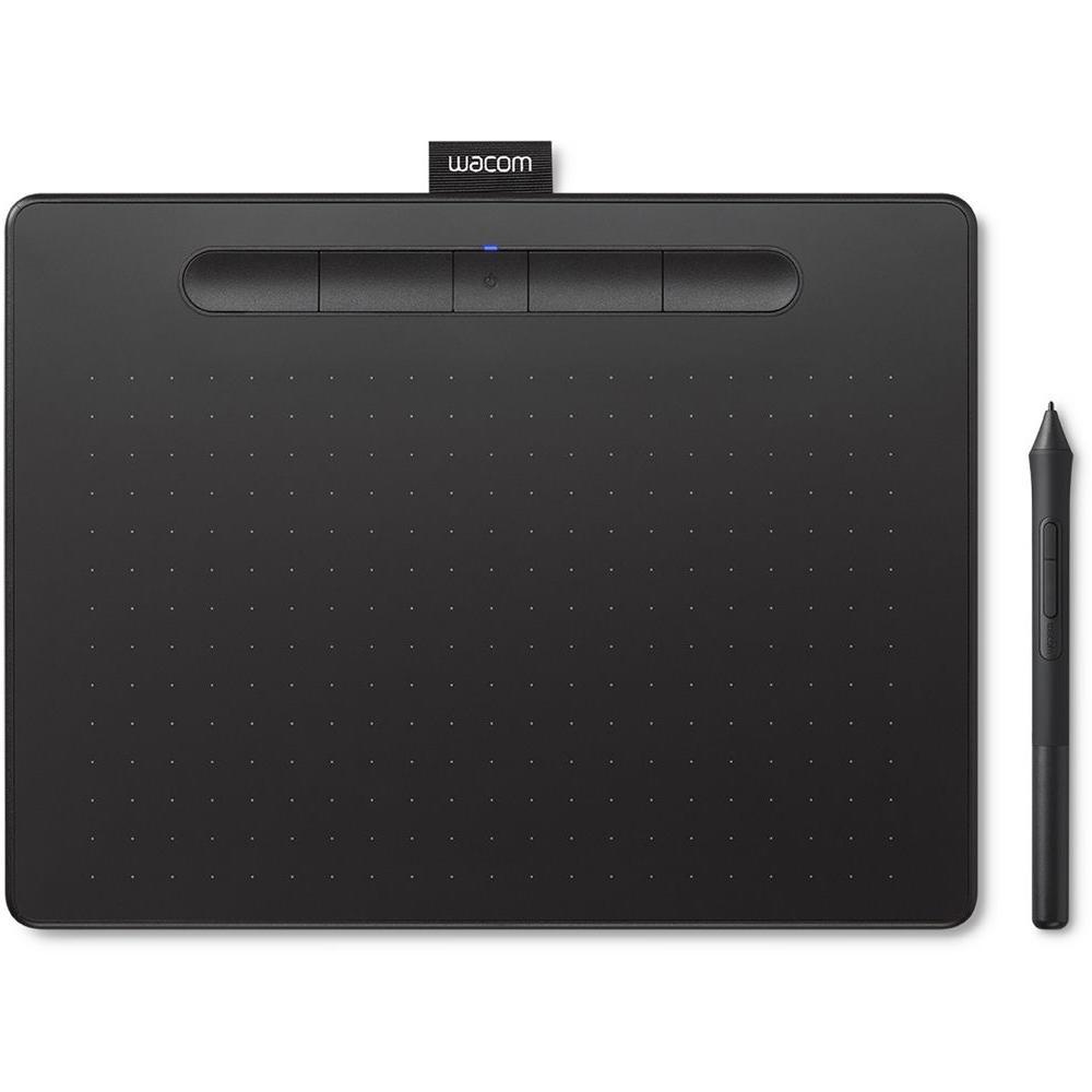 Mesa Digitalizadora Wacom Intuos Pequena CTL4100WLK0 Bluetooth