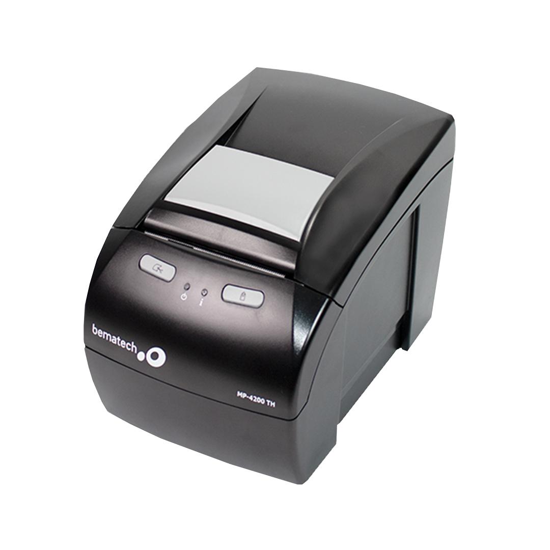 Impressora Térmica Não Fiscal Bematech MP-4200 TH Ethernet