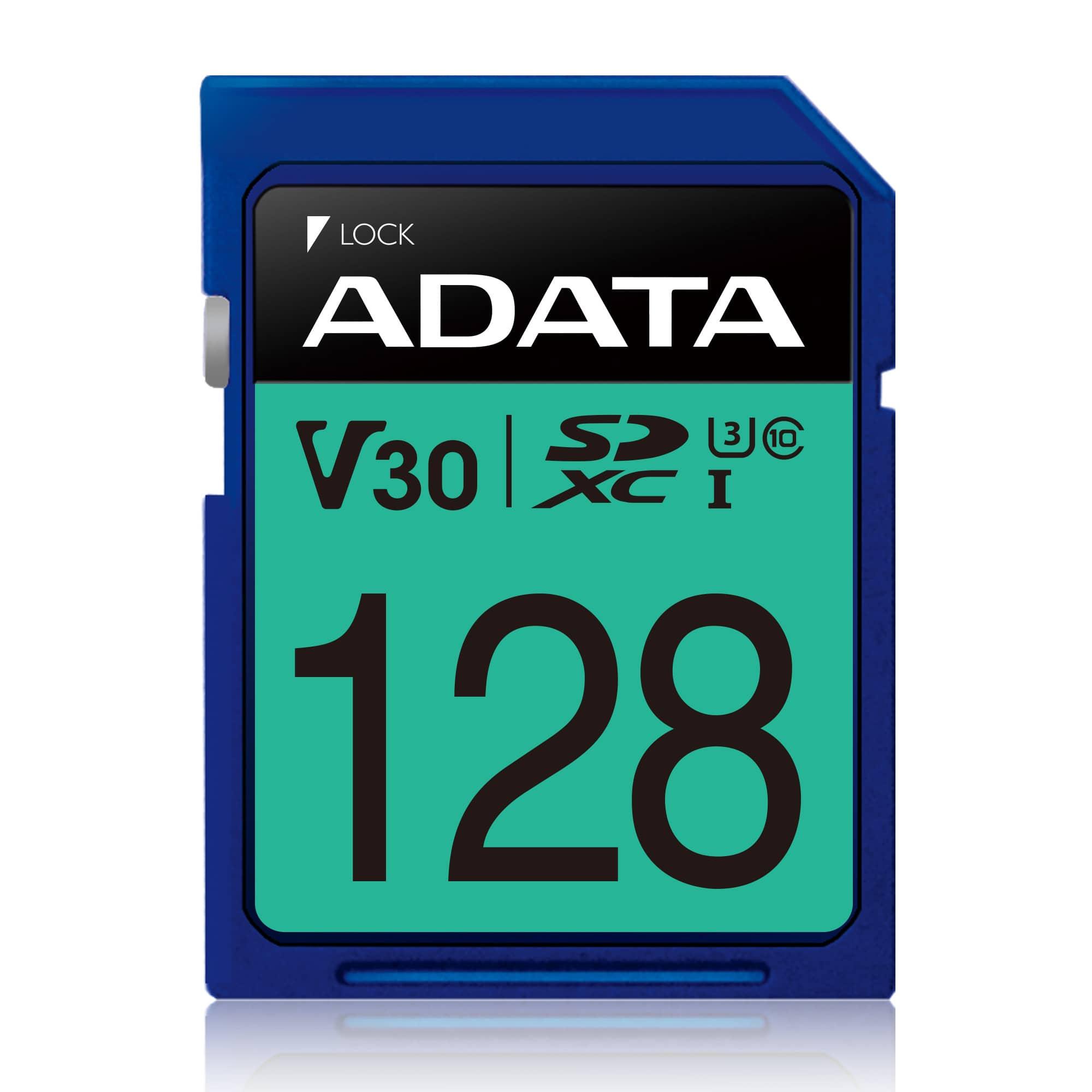 Cartão de Memória SDXC Adata Premier Pro 128GB C10