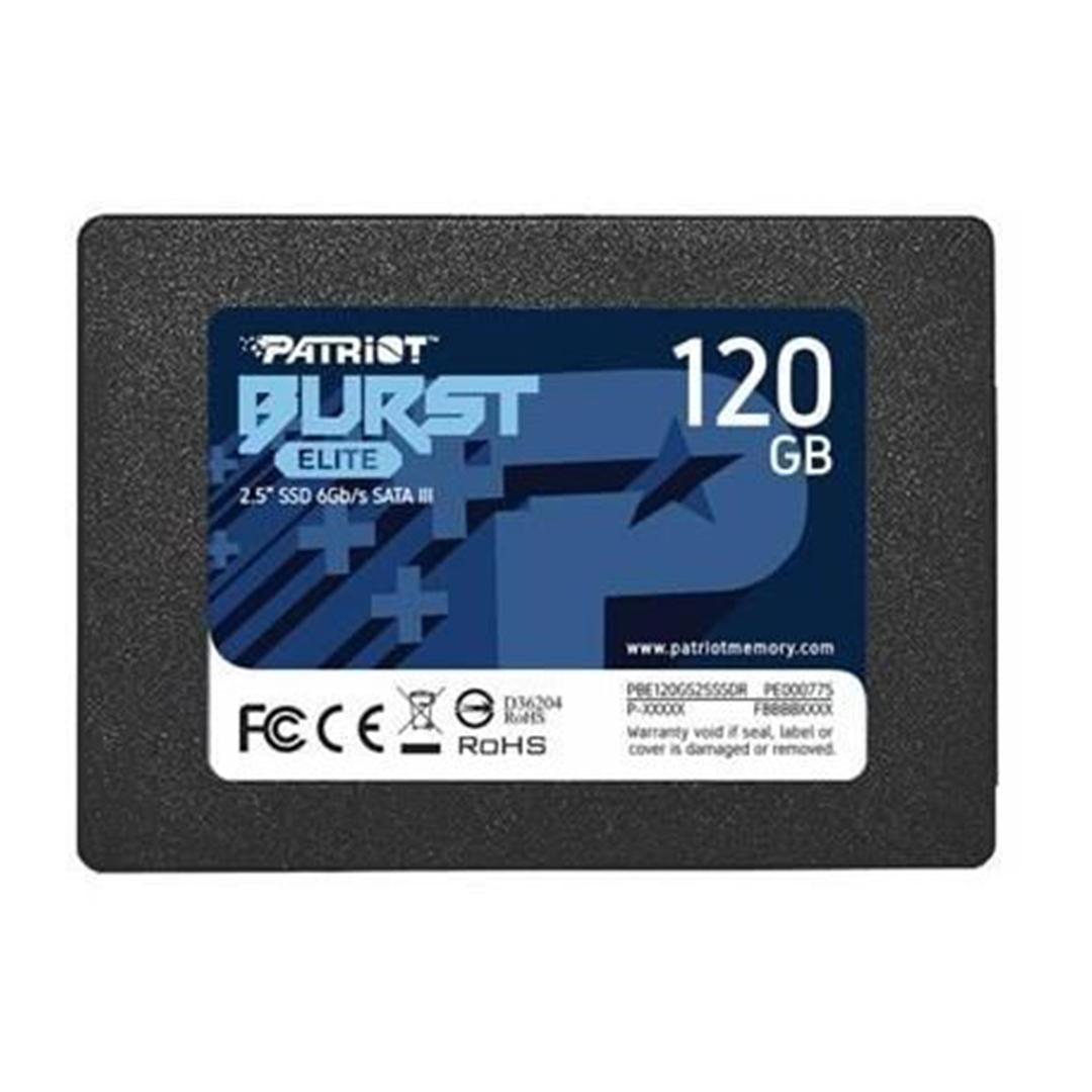 SSD Patriot Burst Elite 120GB Sata III