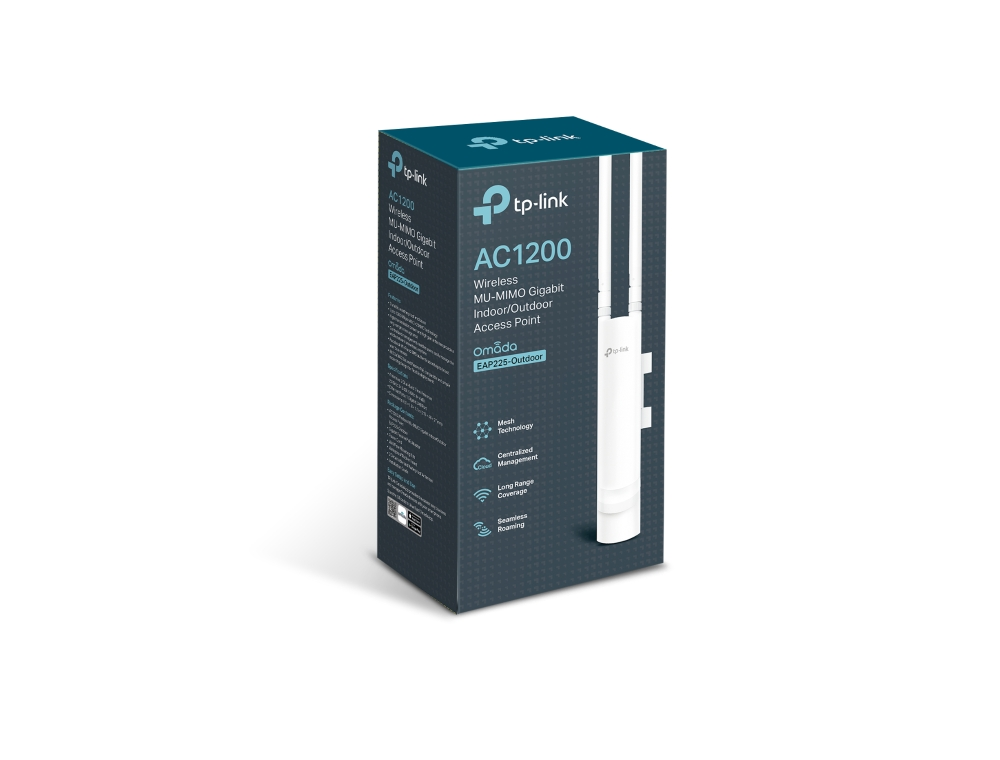 Access Point Wireless TP-Link EAP225-Outdoor AC1200