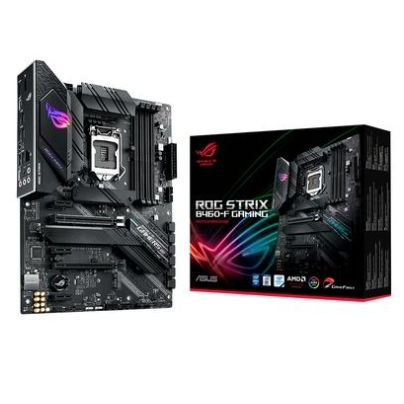 Placa-Mãe Asus ROG Strix B460-F Gaming Intel LGA 1200 ATX DDR4