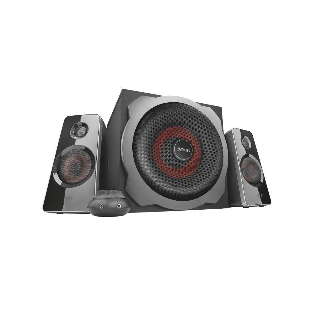 Caixa de Som Trust GXT38 Tytan 2.1 Speaker Set