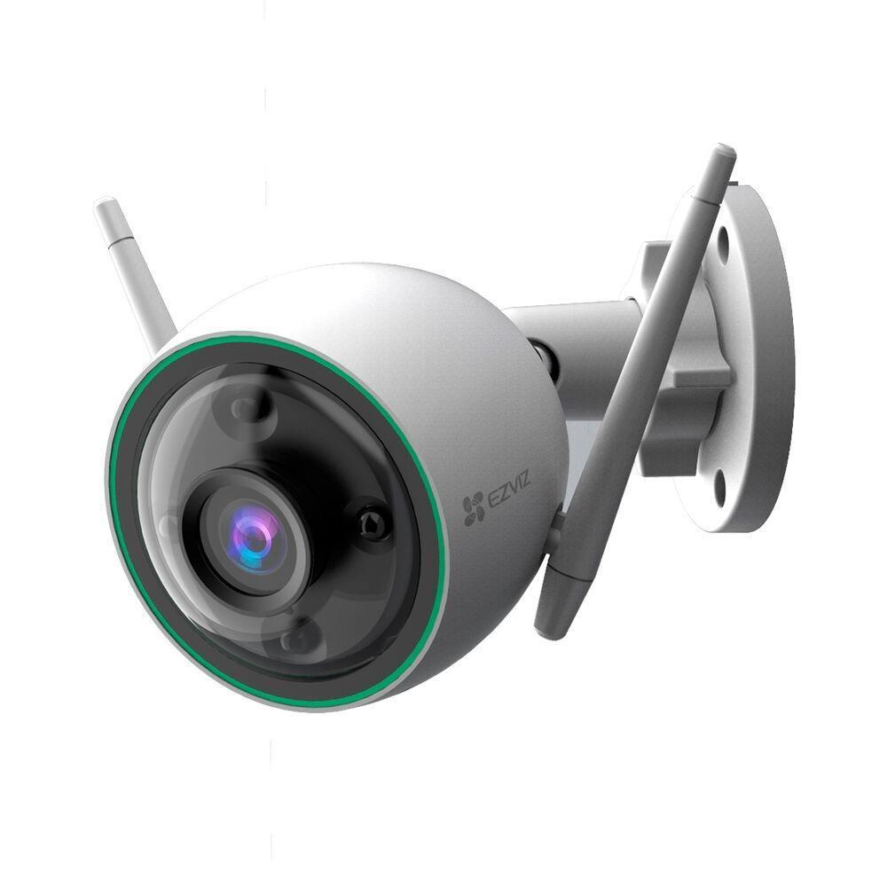 Câmera de Segurança Externa EzViz C3N Wi-Fi Full HD 1080P