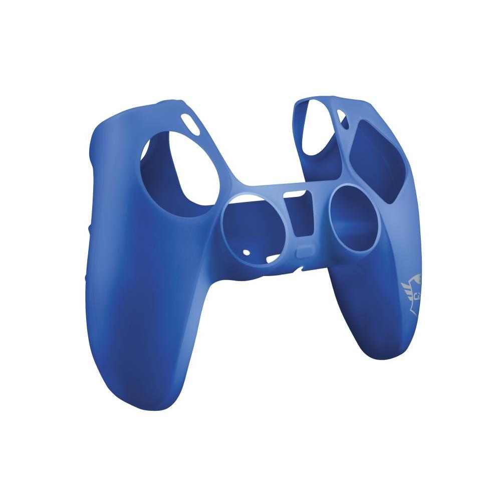 Capa em Silicone Trust GXT748 DualSense Azul