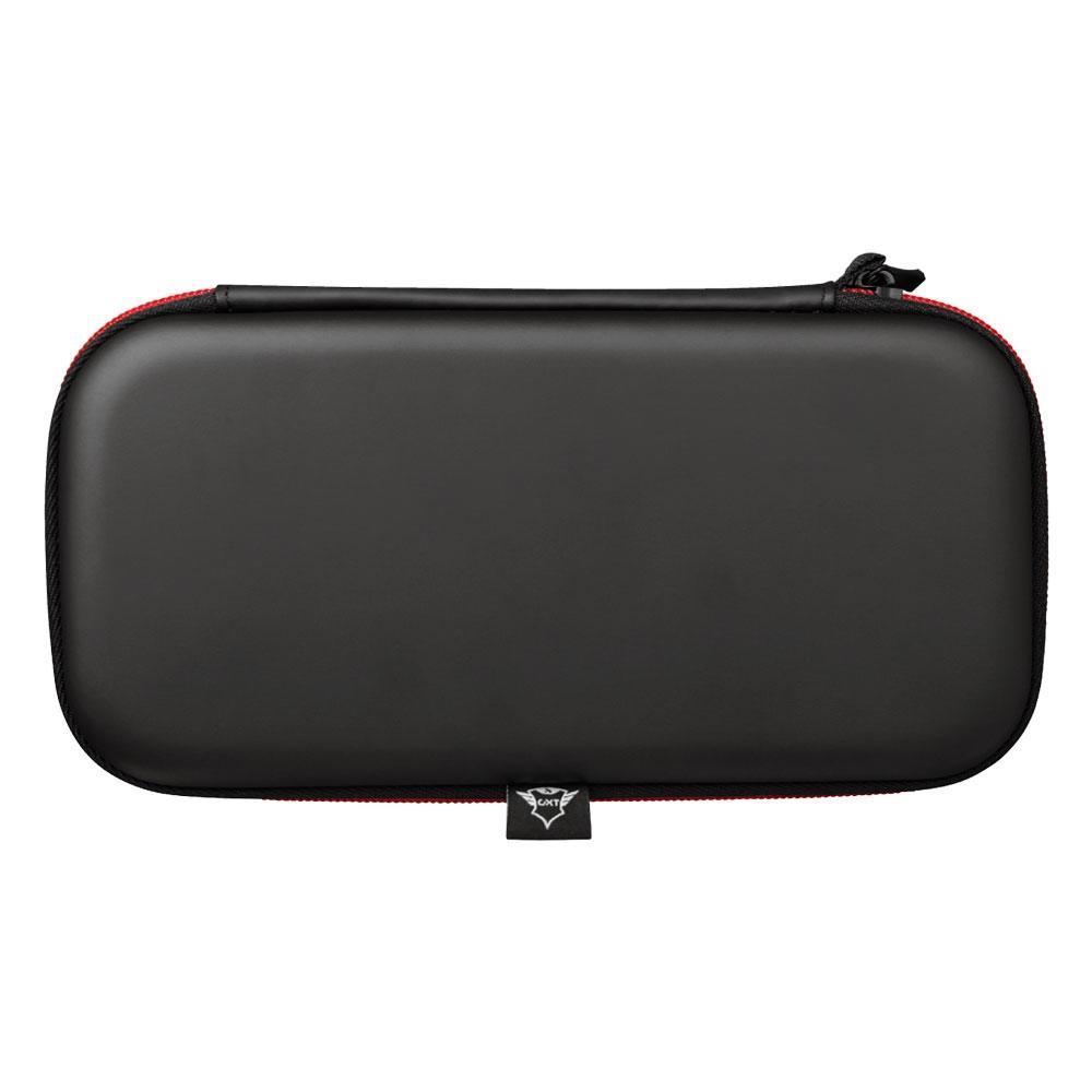 Case 4 em 1 para Nintendo Switch Lite Trust GXT 1241 com Fone de Ouvido