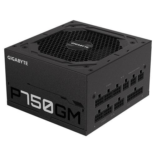 Fonte Gigabyte 750W Modular 80 Plus Gold GP-P750GM