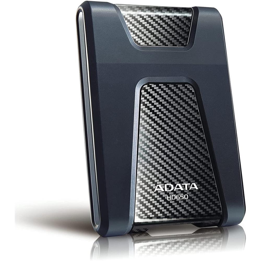 HD Externo Adata HD650 Anti-Queda 4TB USB 3.1