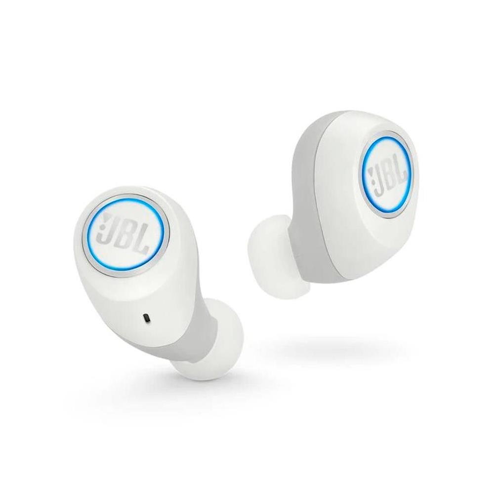 Fone de Ouvido JBL Free X Bluetooth Branco