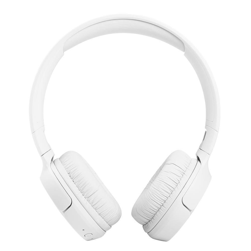 Fone de Ouvido JBL T510BT Bluetooth On Ear Branco