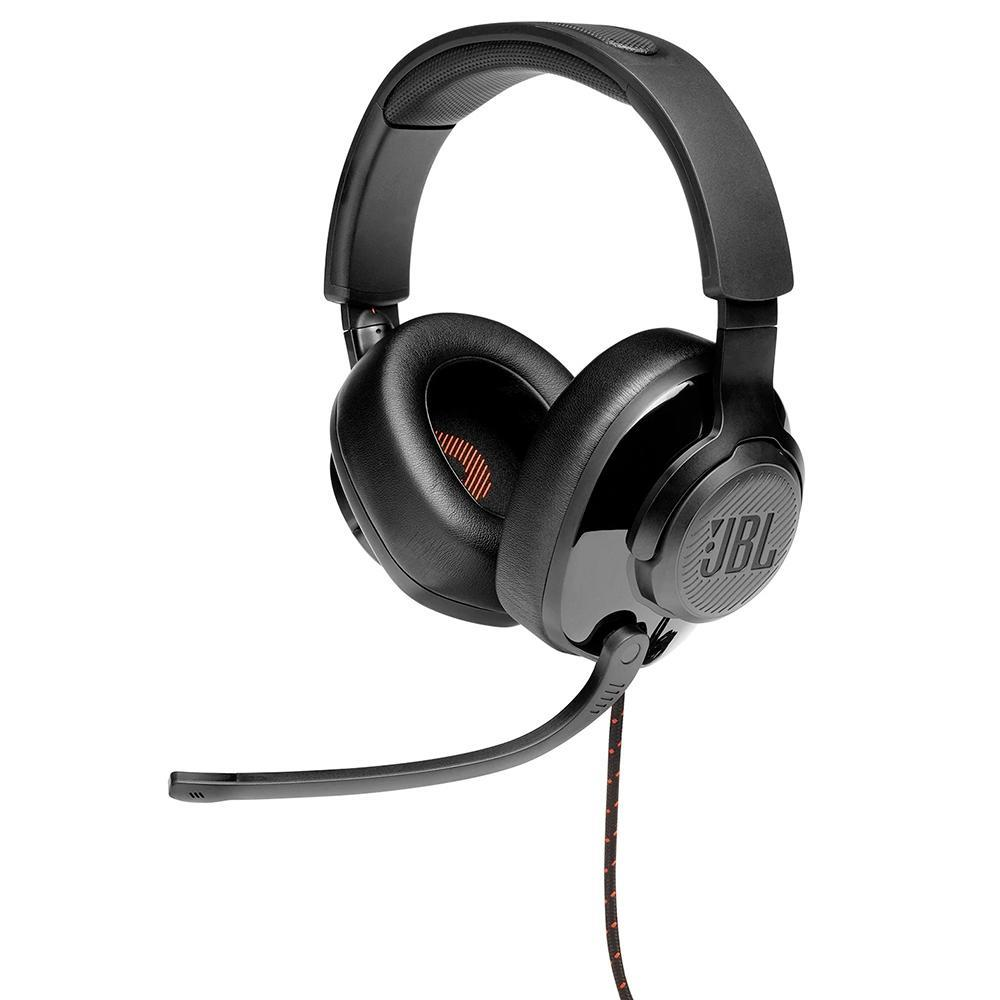 Headset Gamer JBL Quantum 200 com Microfone Preto