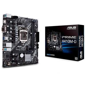 Placa-Mãe Asus Prime H410M-D Intel LGA 1200 mATX DDR4