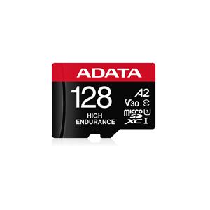 Cartão de Memória Adata MicroSDXC High Endurance 128GB C10