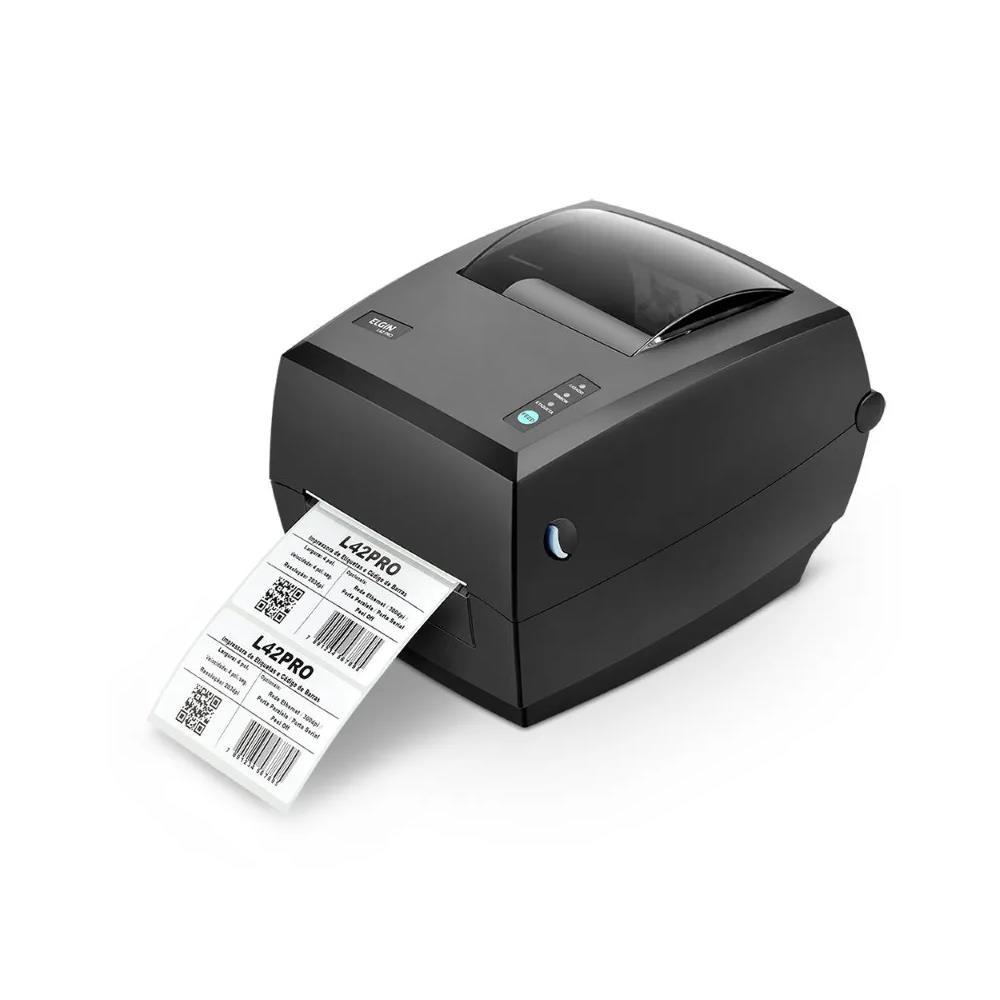 Impressora de Etiquetas Elgin L42 PRO USB