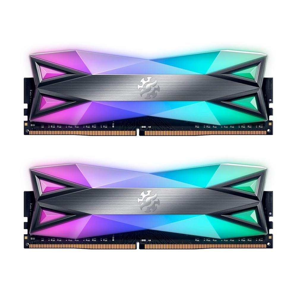 Memória XPG Spectrix D60G 16GB (2x8GB) 3000MHz DDR4