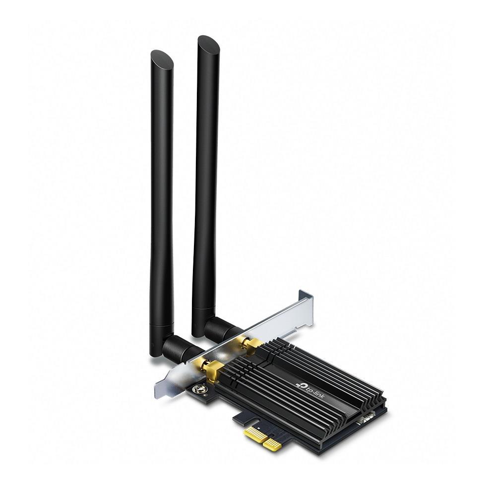 Adaptador TP-Link Archer TX50E AX3000 Wi-Fi 6 BT 5.0 PCIe