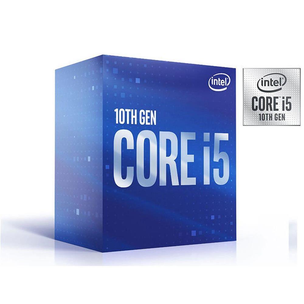 Processador Intel Core I5-10600KF LGA 1200 4.1GHz Cache 12MB