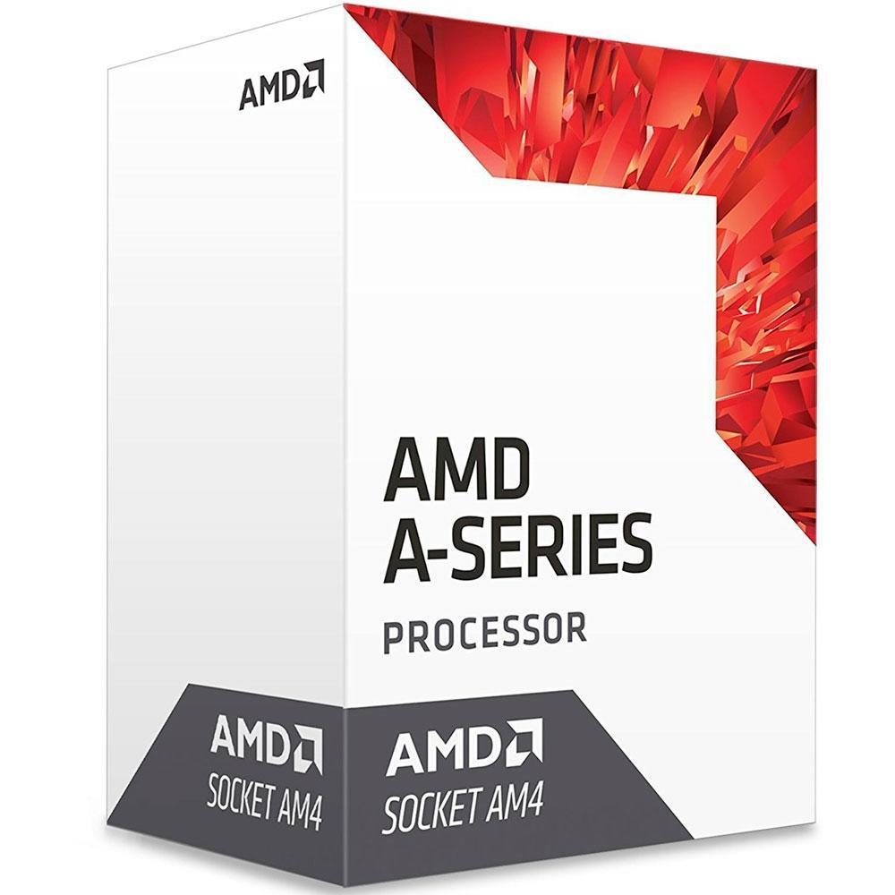 Processador AM4 A8-9600 65W 3.4GHz Cache 2MB