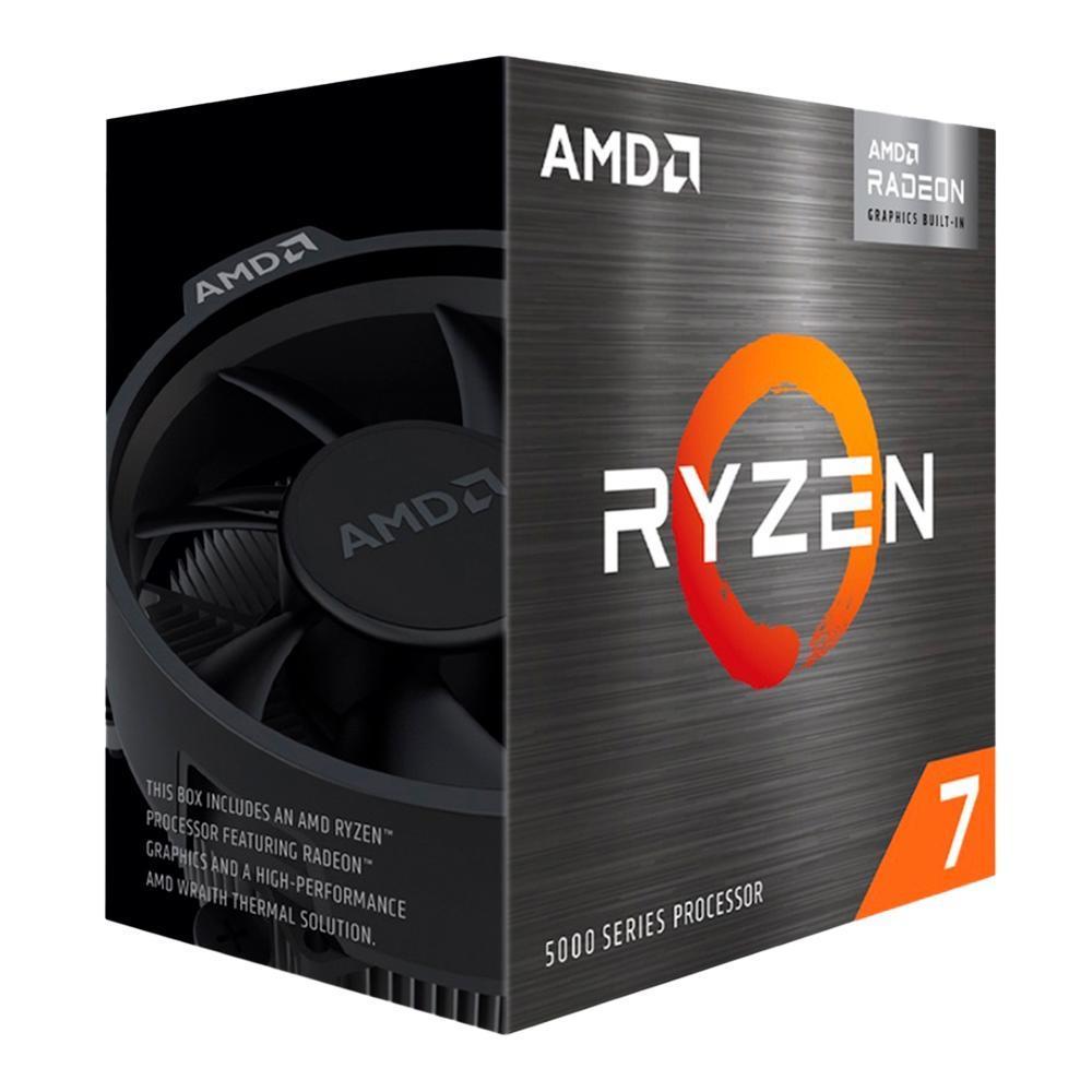 Processador AMD Ryzen 7 5700G AM4 3.8GHz Cache 20MB