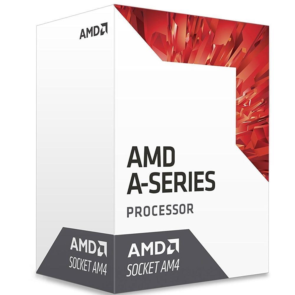Processador AMD A6-9500 AM4 3.5GHz Cache 1MB