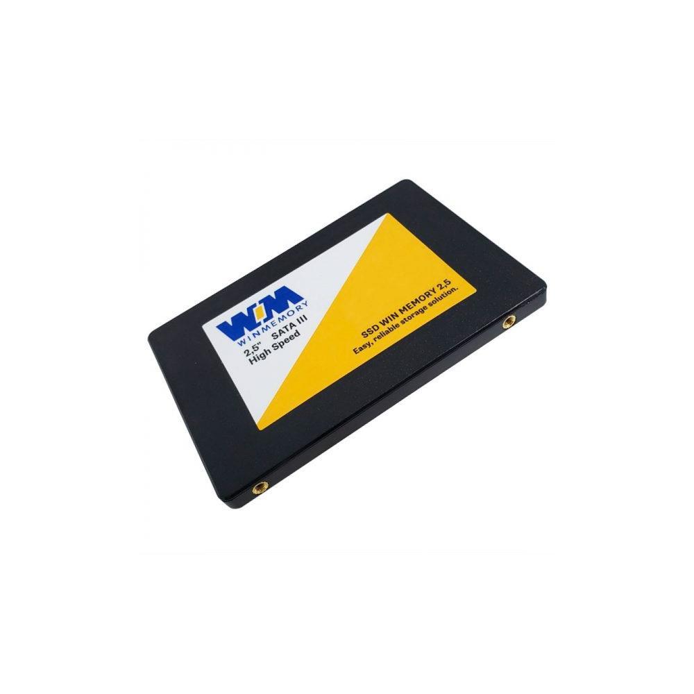 SSD Win Memory 256GB Sata Leitura 560 MB/s Gravação 540 MB/s
