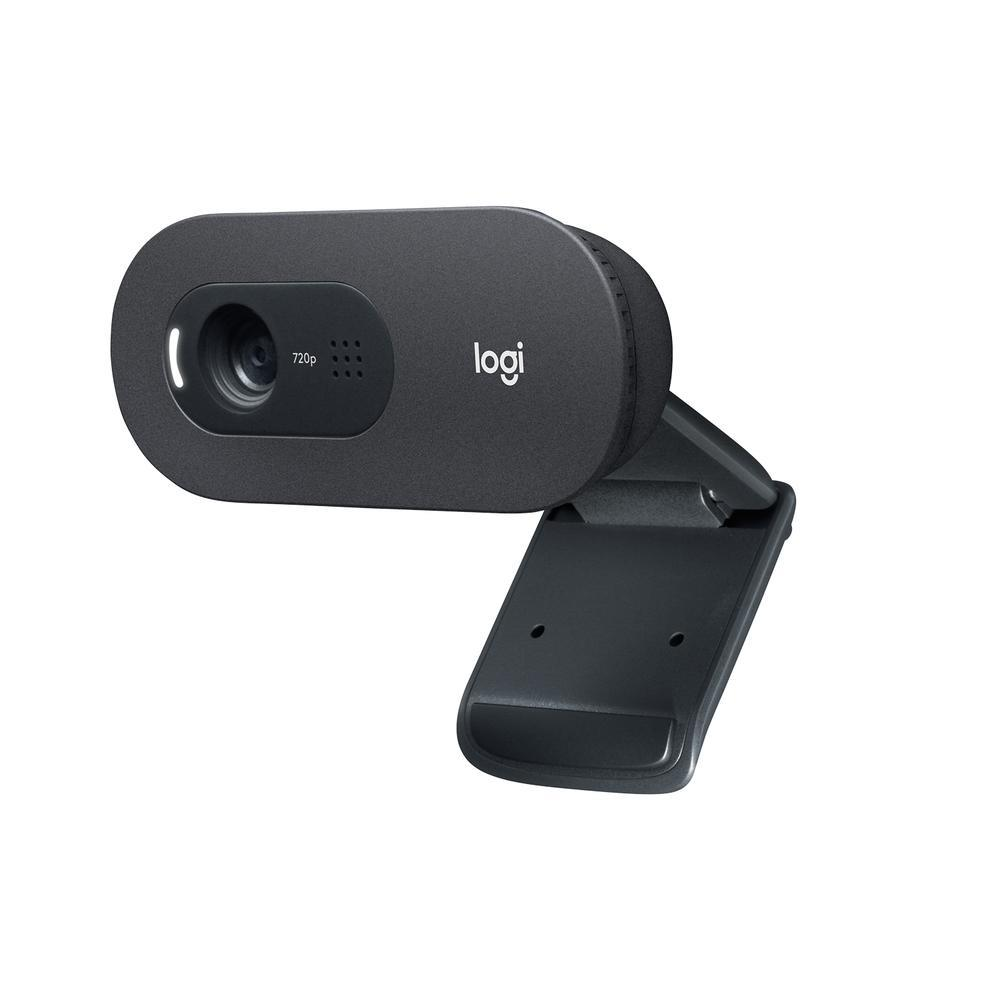 Webcam Logitech C505 HD com Microfone